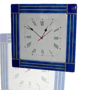 orologio in vetro di Murano atlantide